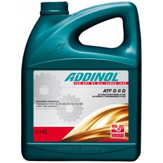 ADDINOL ATF D II D