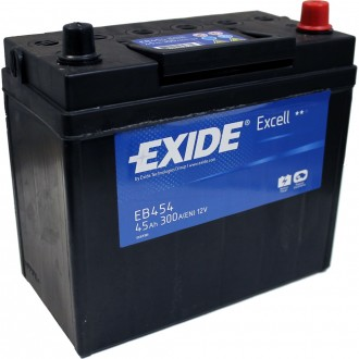 АКБ EB454 EXIDE Excell