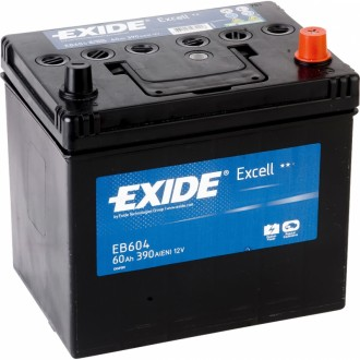 АКБ EB604 EXIDE Excell