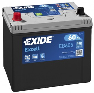 АКБ EB605 EXIDE Excell