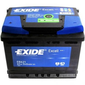 Aккумулятор EB621 Exide Exell